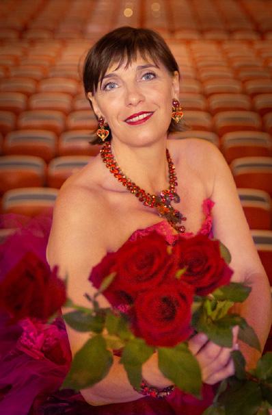 Angeline Danel, soprano con magia